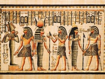 ancient Egyptian Gods