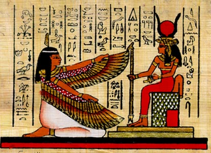 Information on Ancient Egyptian Deities,Gods Worship
